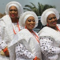 Meet the sisters of Ooni Of Ife who ensured the emergence of a new queen (photos)