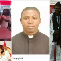 Catholic Priest who dumped Priesthood recently got married (Photos)