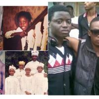 Rare childhood photos of 27 Nigerian celebs you've never seen before - I bet you won't stop laughing