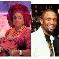 6 Nigerian male celebrities who married older women - #3 is 10years younger than his wife [With Pictures]