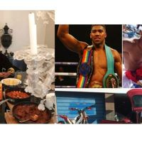 Checkout the expensive lifestyle of Heavyweight Champ Anthony Joshua - His houses, customized cars, baby mama & kids (With Pics)