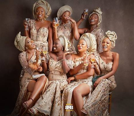 Simi and Adekunle Gold wedding