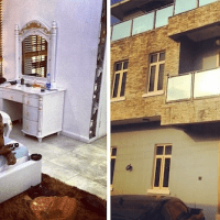 Rich Nigerian celebs and the houses they live in - Timaya's house is sacred (With Photos)