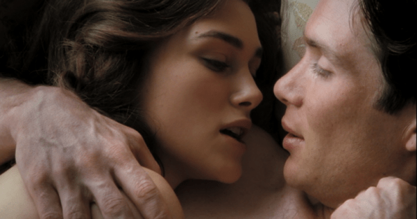 Movies & TV shows where actors had real sex