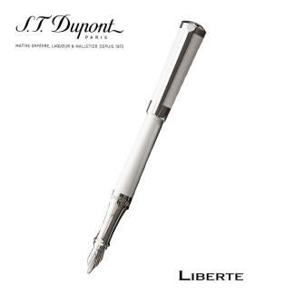 Dupont Liberte White Fountain Pen