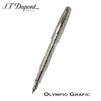 Dupont Graphic Fountain Pen