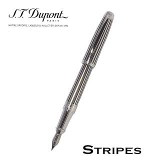 Dupont Stripes Fountain Pen