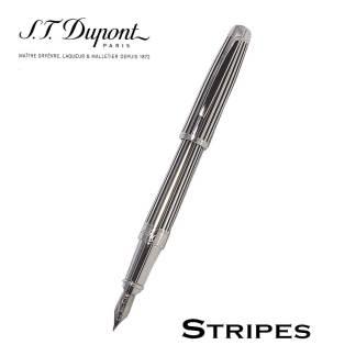 Dupont Stripes Fountain Pen