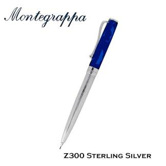 Montegrappa Z300 Sterling Silver Pencil