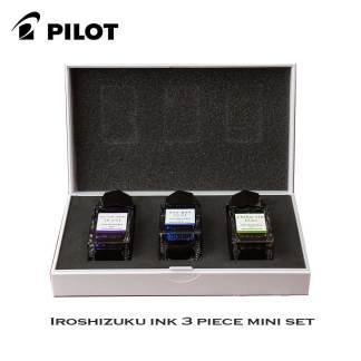 Pilot Iroshizuku 3 inks set