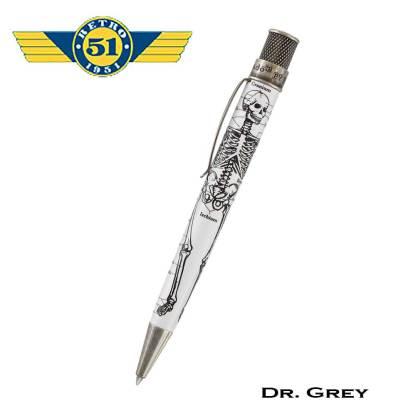 Retro51 Dr Grey Roller Ball