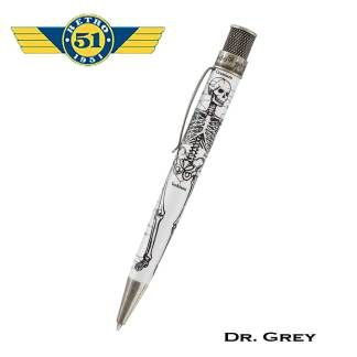 Retro51 Dr Grey Roller Ball