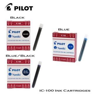 Pilot IC-100 Ink Cartridges