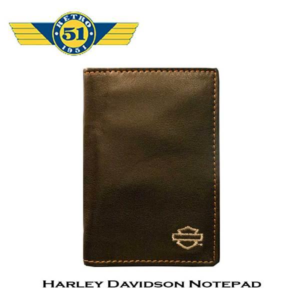 Retro51 Harley Davidson Notepad