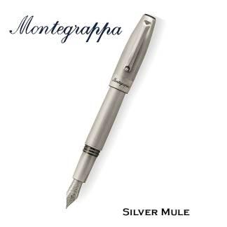 Montegrappa Silver Mule Fountain Pen