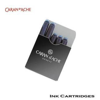 Caran dAche Ink Cartridges