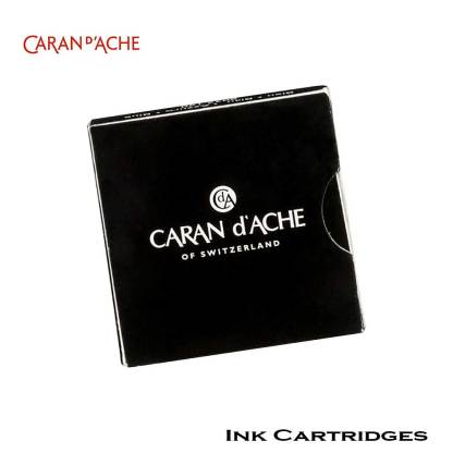 Caran d'Ache Ink Cartridges