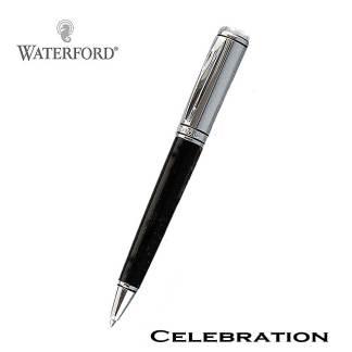 Waterford Celebration Black Ball Pen