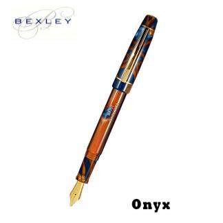 Bexley Onyx Fountain Pen