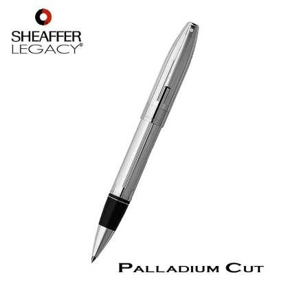 Sheaffer Legacy Deep Cut Palladium Roller Pen