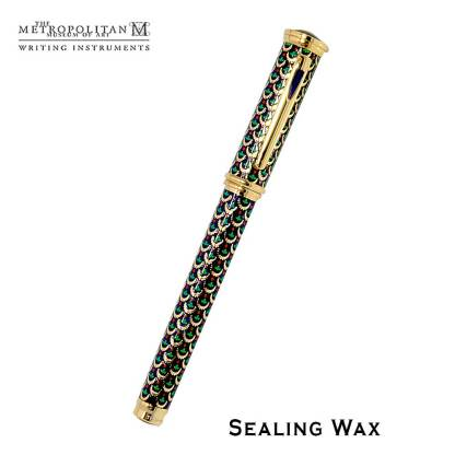 Metropolitan Museum of Art Sealing Wax Roller Pen