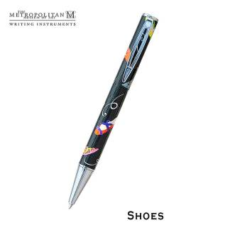 Metropolitan Museum Shoes Ball Pen