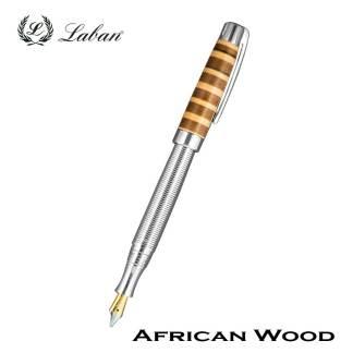 Laban African Wood Fountain Pen