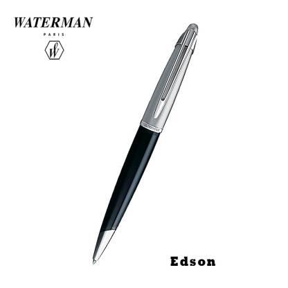 Waterman Edson Diamond Black Ball Pen