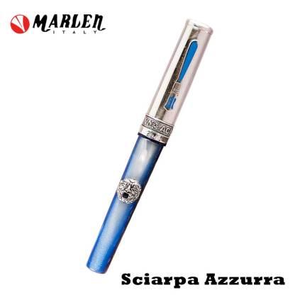 Marlen Limited Edition Sciarpa Azzurra Fountain Pen