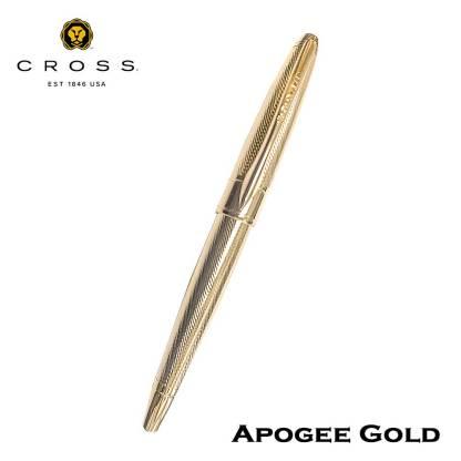 Cross Apogee Gold Fountain Pen