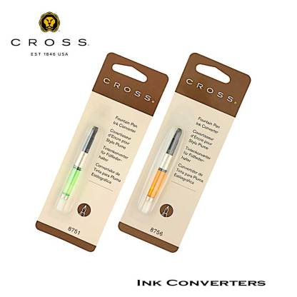Cross Ink Converters