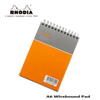 Rhodia Wire Bound Pad 4 X 6