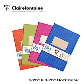 Clairfontaine Note Book 1951