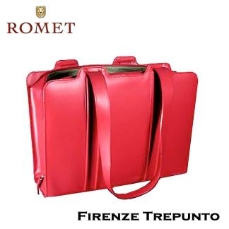 Romet Firenze Leather Briefcase