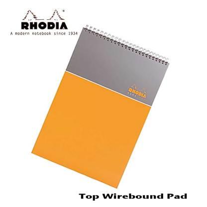Rhodia A4 Wire Bound Pad