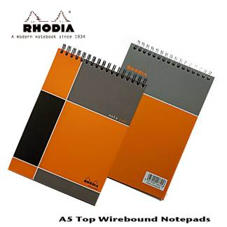Rhodia Pad Wire Bound 6 X 8.25