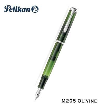Pelikan M205 Olivine Fountain Pen
