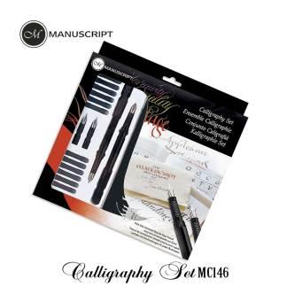 Manuscript Calligraphy Set