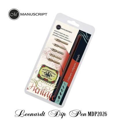 Manuscript Leonardt Nibs Set