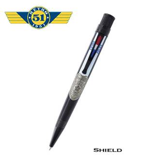 Retro51 Shield Rollerball