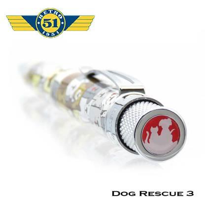 Retro51 Dog Rescue Rollerball