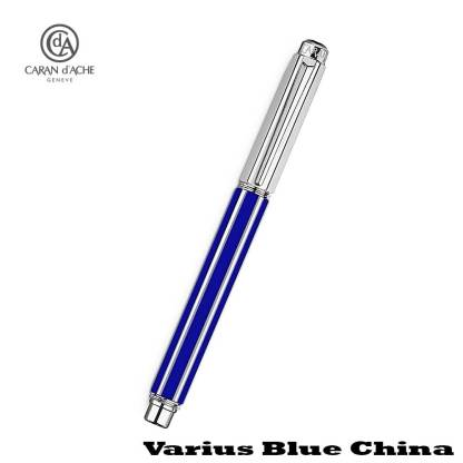 Caran d'Ache Blue China