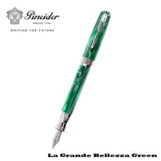Pineider Grande Belleza Green Fountain Pen