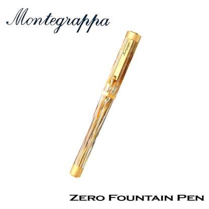 Montegrappa Zero Caramel Stylo