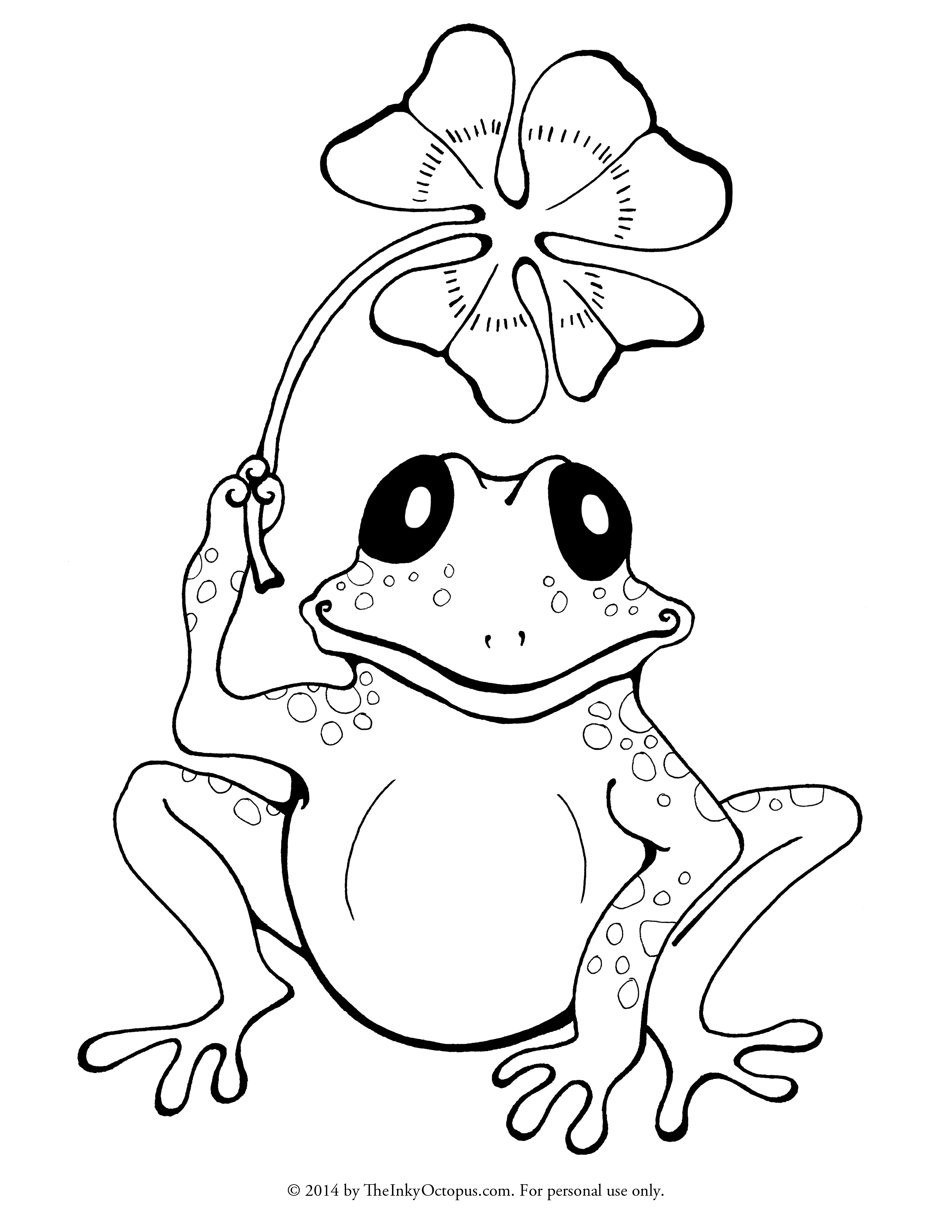 realistic frog coloring pages cooloring com