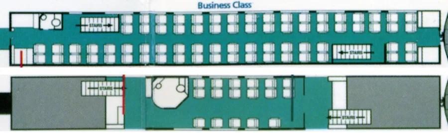 Surfliner Business Class