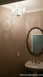 www.theinsidewall.com minneapolis minnesota custom design specialty metallic texture finish
