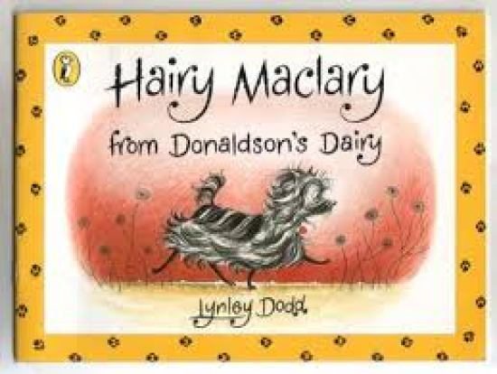 hairy mclary