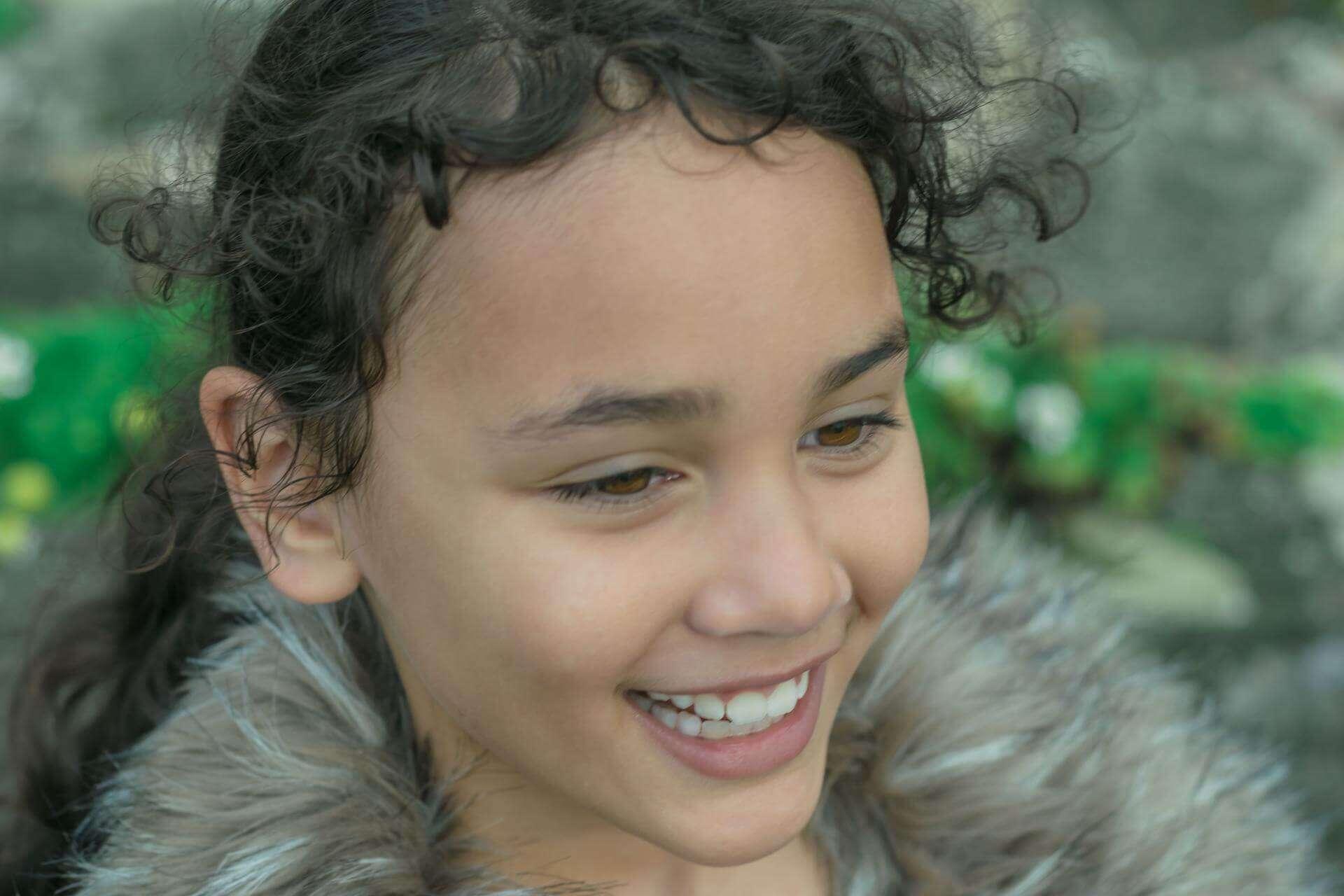 Sylvia close up
