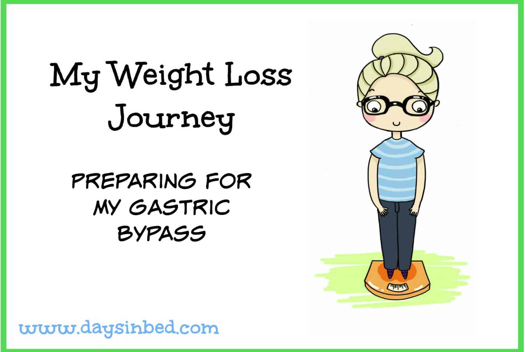 Gastric Bypass Journey